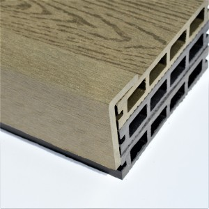 Forest Green | Olive Green | Composite Decking Finishing Angle | WPC | Wood Plastic Composite | 2.9m Long