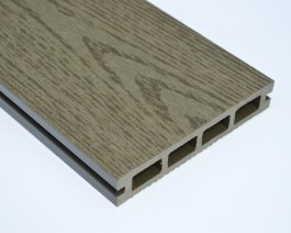 Woodgrain Forest Green | Olive Green Composite Decking Board | WPC | 2.9m Long