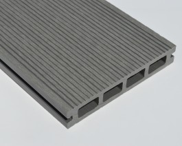 Stone Grey | Light Grey | Composite Decking Board Sample | WPC