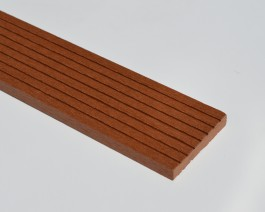 Autumn Brown Composite Decking Skirting | 2.9m Long | WPC | Wood Plastic Composite