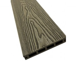 Forest Green | Olive Green | Deep Wood Grain Composite Decking SAMPLE | WPC