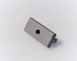 Light Grey | Stone Grey | Nylon T Clip | for Composite Decking Board | 5mm Gap