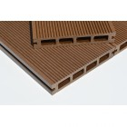 Dark Brown / Coffee Wood Plastic Composite - WPC - Decking Board 2200mm Long