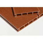 Brown Red | Teak Composite Decking Board | WPC | 2.9m Long