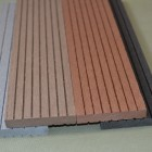 Brown Red | Red Cedar | Teak Composite Decking Skirting | 2.9m Long | WPC | Wood Plastic Composite