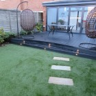Black / Charcoal Grey Composite Decking Board | WPC | 3.6m Long