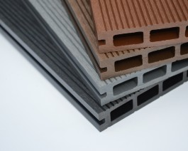 Composite | WPC | Wood Plastic Composite Decking Board, 2.20m, 2.90m 3.0m, 3.6m, 4m, Black, Grey, Light Grey, Brown, Dark Brown, Coffee, Chocolate, Red Brown,