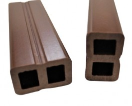 Composite | WPC | Wood Plastic Composite Joists | Bearers, 2.2m | 2.9m Long, Fire Retardent,